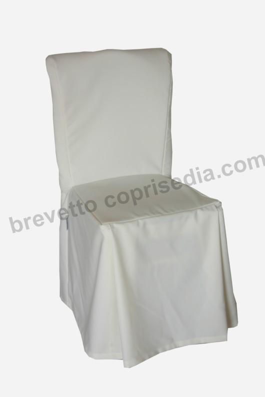 Coprisedia Universale tessuto Confort Col. Naturale